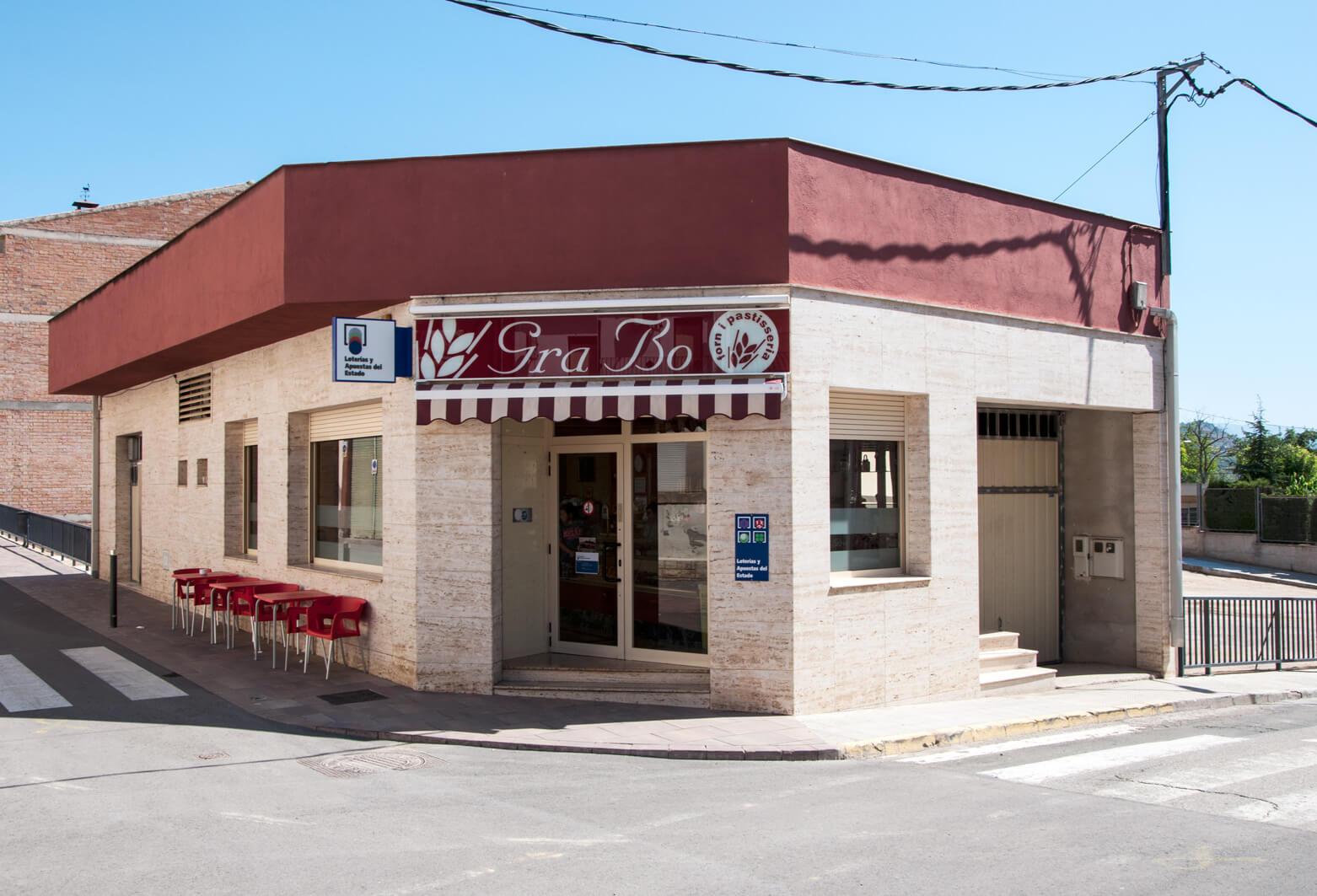 Forn i Pastisseria Gra Bo – Ascó Turisme